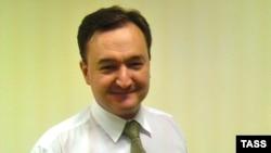 Сергей Магнитский, абақтыда қайтыс болған ресейлік заңгер.
