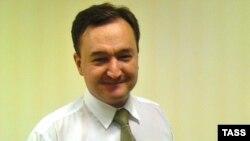 Lawyer Sergei Magnitsky