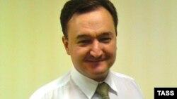 Юрист Сергій Магнітський, 2006 рік (архівне фото)