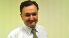 Адвокат Сергей Магнитский.