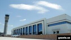 Новый терминал международного аэропорта Ташкента