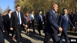 Bojsko Borisov i Zoran Zaev