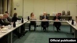 ՀՀ ԱԳ նախարարի հանդիպումը Արտաքին քաղաքականության դանիական ընկերակցության անդամների հետ