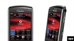 Blackberry Storm, ilustrativna fotografija