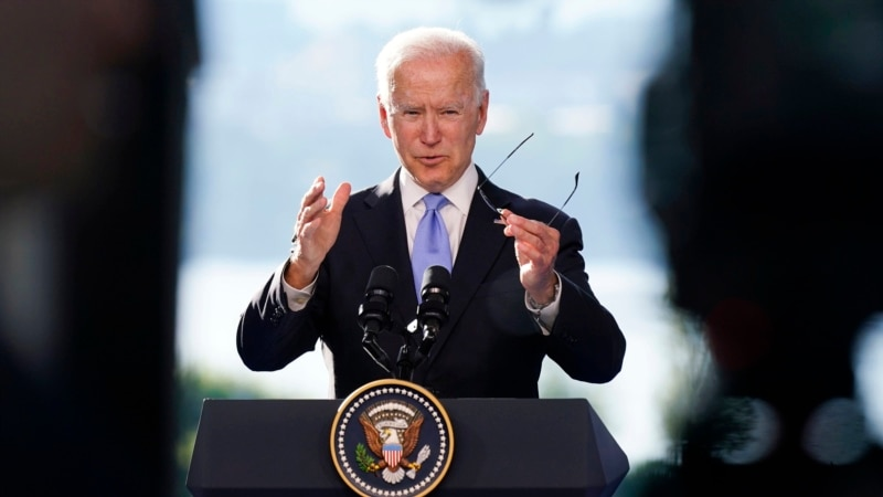 Biden Warns That Cyberattacks Could Lead To 'A Real Shooting War'