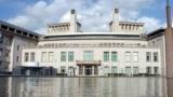 Netherlands -- Hague tribunal, ICTY building, 3 July 2014