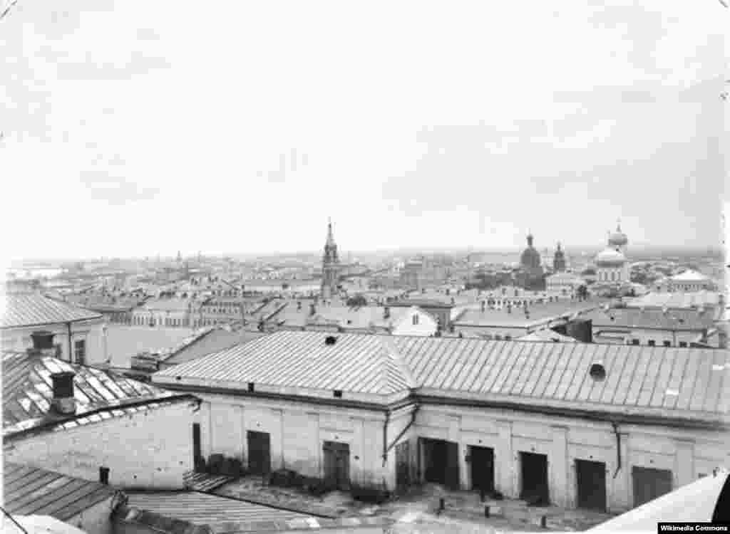 Казанга көнчыгыштан караш, 1894