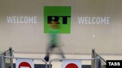 RT-nin Moskva offisi