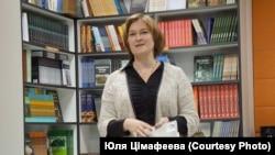 Марына Шода, фота Юлі Цімафеевай