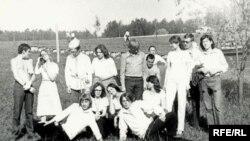 """Студэнцкае таварыства """"Майстроўня"""" ў 1981 годзе"""