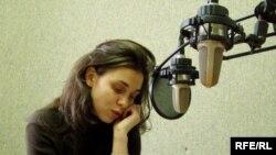 Наталья Морарь дала интервью Радио Свобода