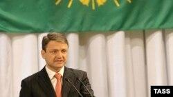 Александр Ткачев, 23 апреля 2007