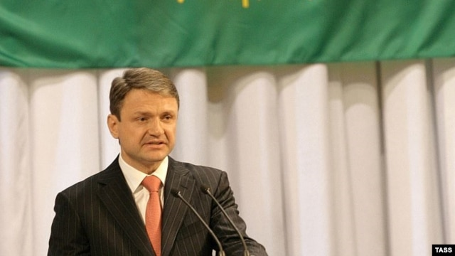 Governor of Krasnodar Territory Aleksandr Tkachev has been appointed as Russia's special representative for Abkhazia.