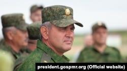 Лидер Приднестровья Вадим Красносельский