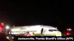 Avioni Boeing 737 në Floridë