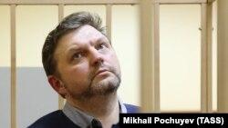 Никита Белых в суде (архивное фото)