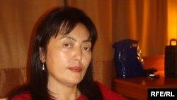 Айнагуль Сарайкызы, главный редактор журнала «Арулар – жулдыз», издающегося в Монголии.