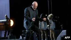 Joe Cocker gjatë një koncerti në Francë në vitin 2013