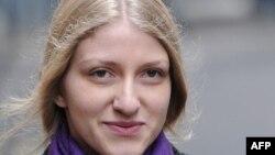 Бывшая помощница британского парламентария Екатериан Затуливетер