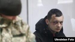Станіслав Краснов в суді, 1 березня 2016 року