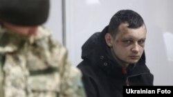 Краснов в суді, 1 березня 2016 року