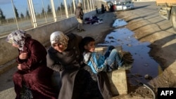 Refugjatët nga Alepo