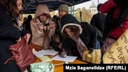 Тбилисские экологи обратились в Ассоциацию молодых юристов, чтобы обсудить возможность обжалования действий городских властей Тбилиси в Европейском суде по правам человека
