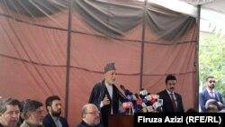 همایش برخی از سیاستمداران افغانستان در کابل ۲۵ سپتامبر ۲۰۱۹