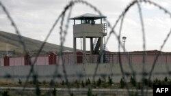 Բանտ Թուրքիայի մայրաքաղաք Անկարայում, արխիվ
