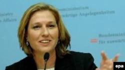 «تزيپی ليونی»، وزير خارجه اسراييل، روز دوشنبه گفت که تحريم های سازمان ملل متحد عليه ايران موثر بوده است.