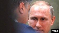 Порошенко жана Путин