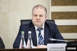 Виконувач обов'язків заступника голови Державної фіскальної служби Віктор Кривіцький