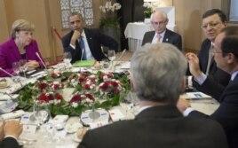 Из элитарного клуба G-7 Россия была исключена в ответ на военное вмешательство на Украине