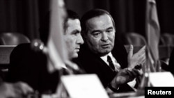Islom Karimov 1991 yilda