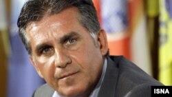 «کارلوس کیروش» میگوید ناگزیر به کنارهگیری شده است