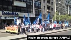 Prvi maj u Beogradu