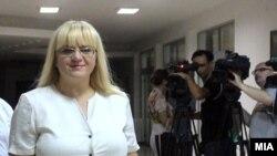 Идната министерка за образование и наука Рената Дескоска