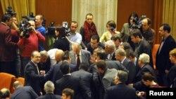 Парламентот во Букурешт