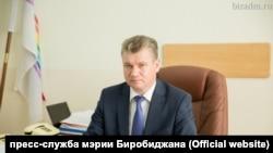 Экс-мэр Биробиджана Евгений Коростелев