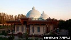 Музей памяти жертв репрессий в Ташкенте.