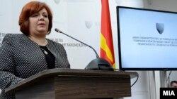 Специјалната јавна обвинителка Катица Јанева.