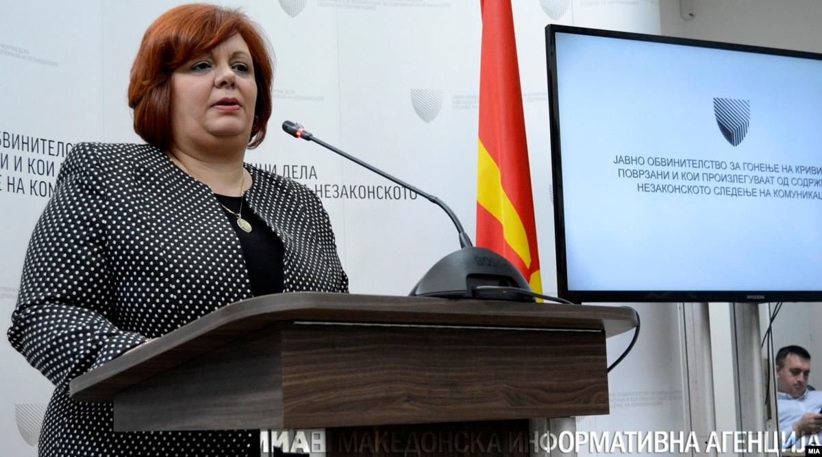 Jep dorëheqje kryeprokurorja speciale në Maqedoninë e Veriut