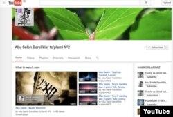 Abu Saloh's YouTube channel
