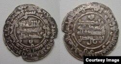 Арабскія манэты Х стагодзьдзя
