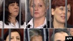 Болгарские медсестры и палестинский врач Ашраф были арестованы в Ливии в 1999 году