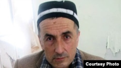 Tajik journalist Mahmadyusuf Ismoilov (file photo)