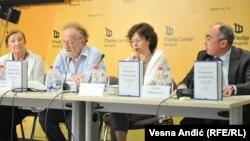 Sa promocije knjige Latinke Perović