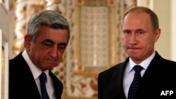 Armenian President Serzh Sarkisian announced his country's participation in the Customs Union last week during a meeting with Russian President Vladimir Putin.