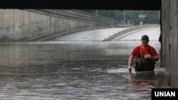 Потоп у Києві, 25 липня 2018 року