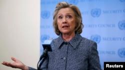 Hillary Clinton - Arkiv